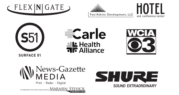 Corporate and Community Platinum Sponsors