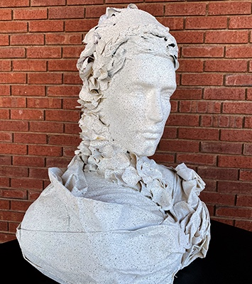 Historical Bust