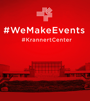 We Make Events Krannert Center building