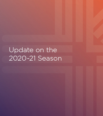 Update on the 2020-21 Season