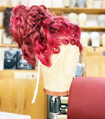 Pshitter wig