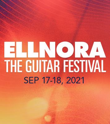 ELLNORA The Guitar Festival Sep 17-18, 2021