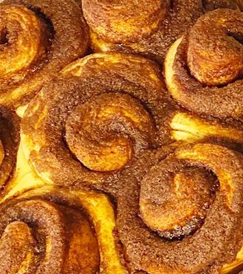 Intermezzo Cinnamon Rolls