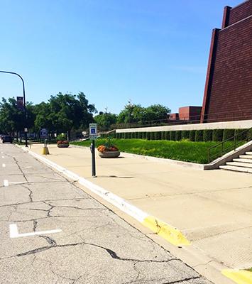 Accessible Parking Spot