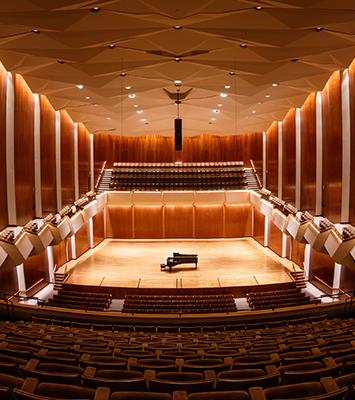 Krannert Center Great Hall