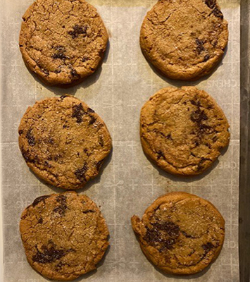 Intermezzo cafe cookies
