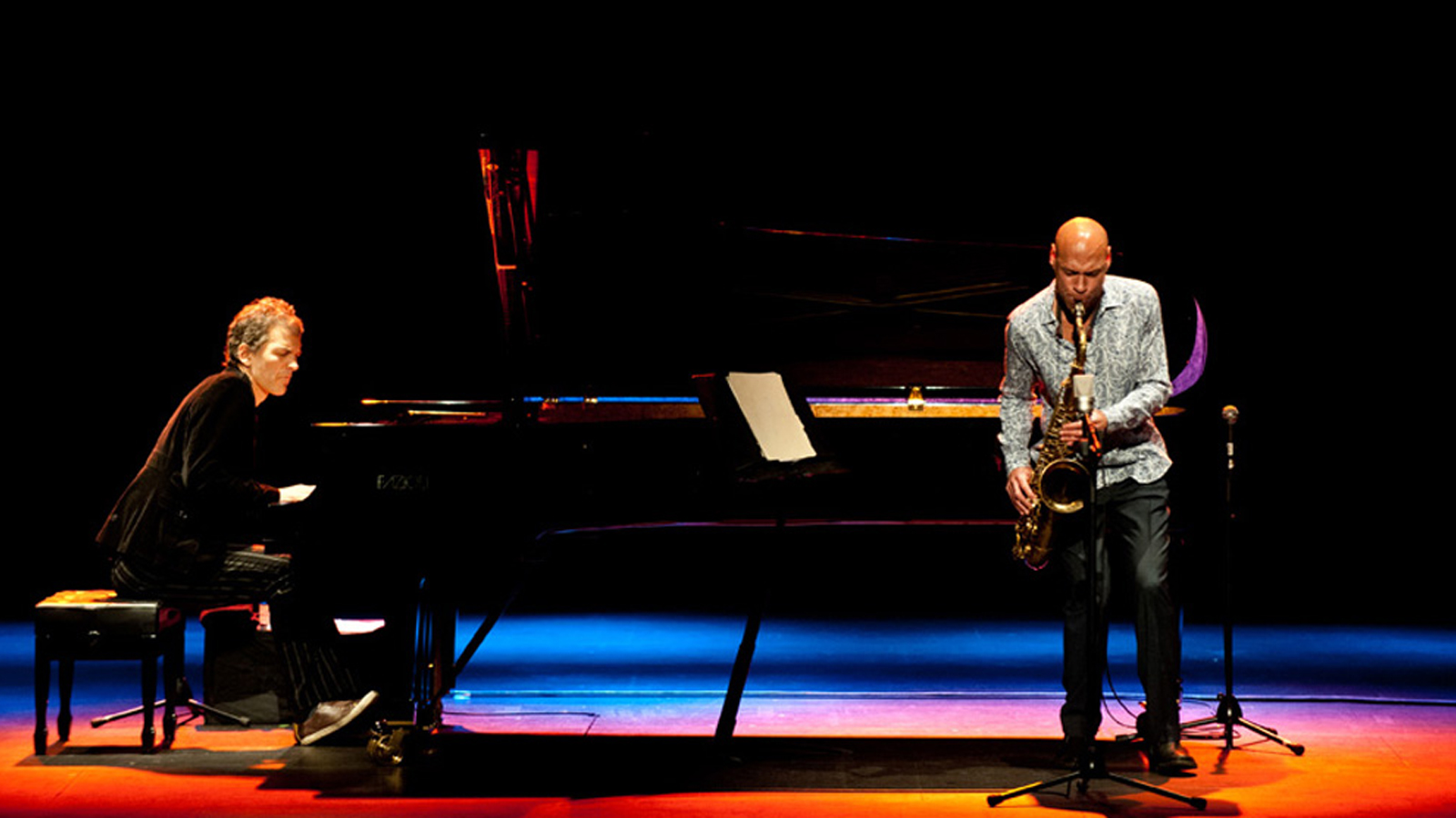 Joshua Redman and Brad Mehldau Duo