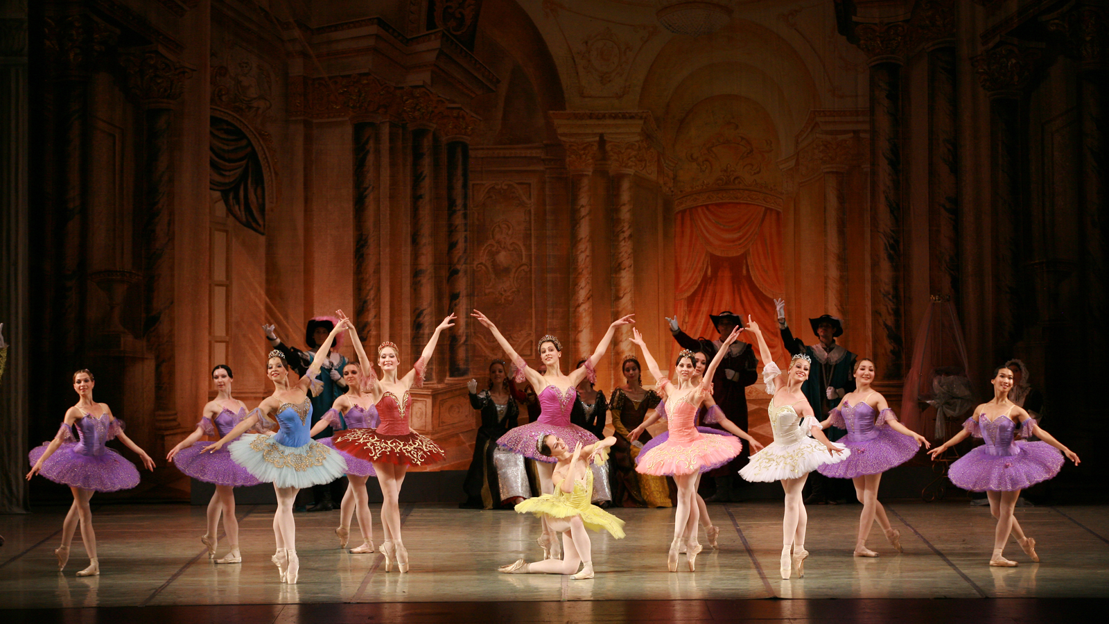 Russian National Ballet, Sleeping Beauty