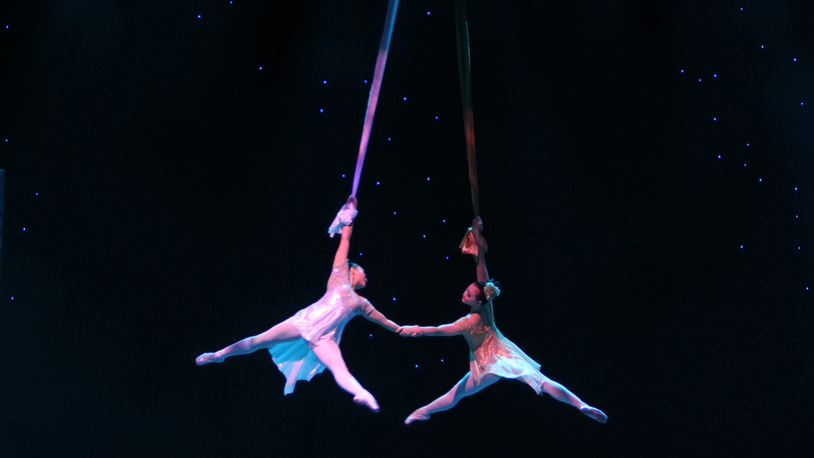 National Acrobats and Martial Artists of Tianjin, the People's Republic of China