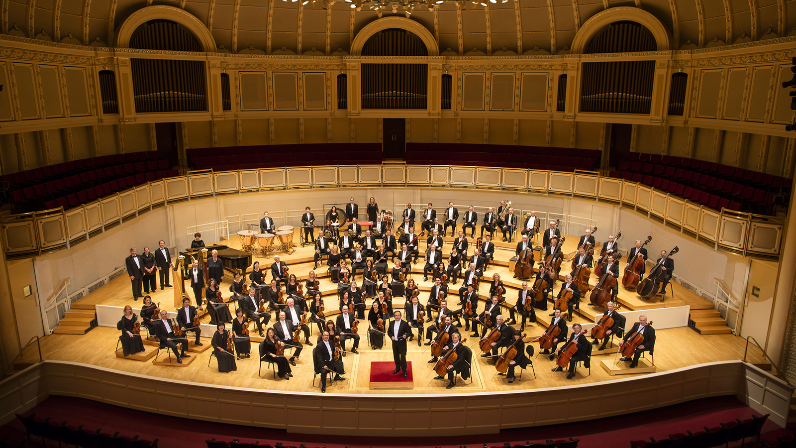 chicago symphony orchestra | krannert center for the performing arts