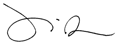 Mike Ross signature
