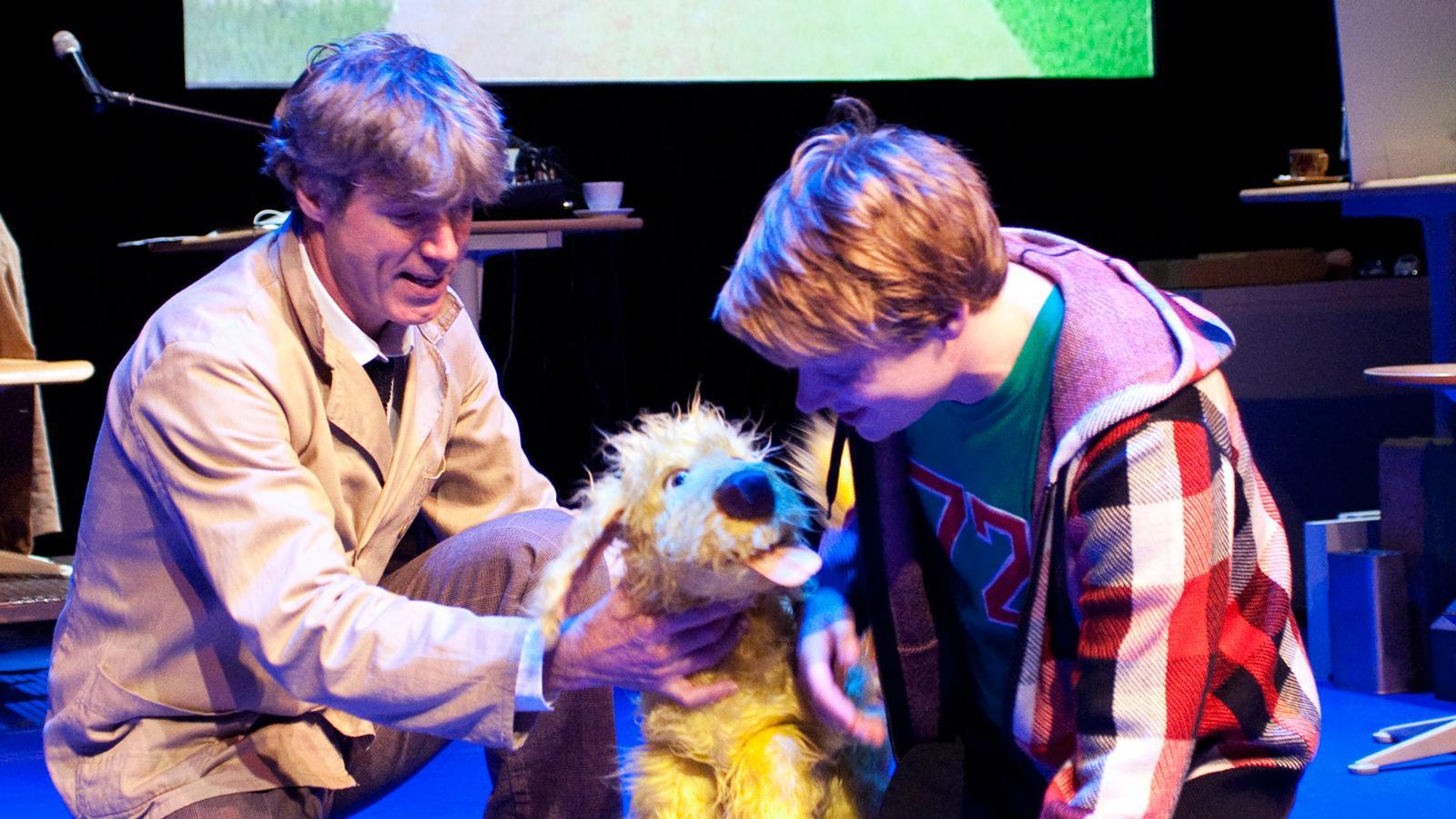 Theatergroep Kwatta: Love That Dog
