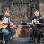 Lulo Reinhardt and Daniel Stelter