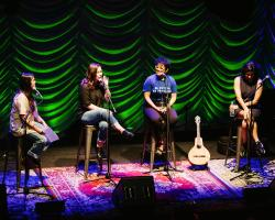 Guitar as a Creative, Political, and Emotional Tool with Fabi Reyna and guests Kathy Valentine, Mafer Bandola, and Sara Lucas