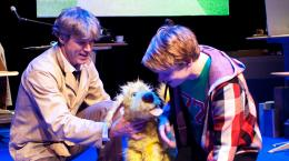 Theatergroep Kwatta: Love That Dog