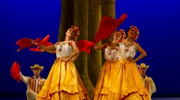 Ballet Folklorico do Mexico