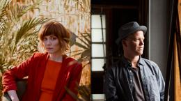 Molly Tuttle and Steve Dawson