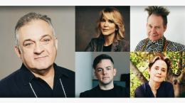 Mark Morris Paula Zahn Peter Sellars Nico Muhly Alice Waters