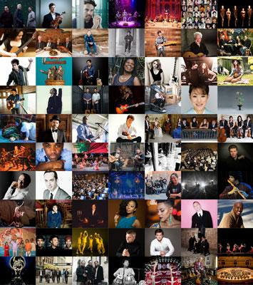 2017-18 Krannert Center Season