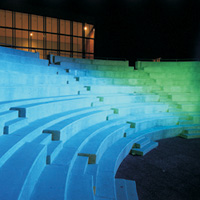 Amphitheatre at Krannert Center
