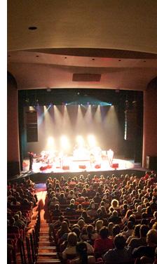 Tryon Festival Theatre at Krannert Center